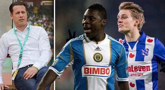 Pět mladých talentů, kteří zmizeli. Co dnes dělá Freddy Adu nebo Ødegaard?
