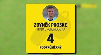 ZLATÁ PÍŠŤALKA: Další penalta upřená Teplicím, viníkem opět Proske