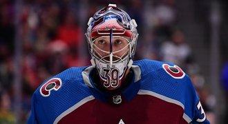Přestupy NHL ONLINE: Francouz prodloužil v Coloradu o další dva roky
