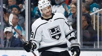 Přestupy NHL ONLINE: Frk má jasno o budoucnosti, prodloužil s Kings