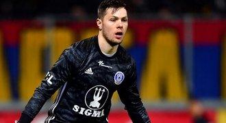 O šesti jarních bodech jsme snili, přiznal gólman Olomouce Mandous