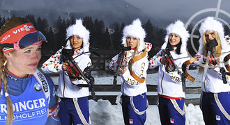 Rusové se nenávistně trefují do nevinné Koukalové: Dopovala jsi!