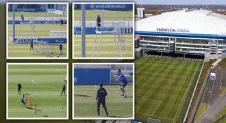 Schalke trénuje i přes zákaz, jedno hřiště nestačí. Unionu se to nelíbí