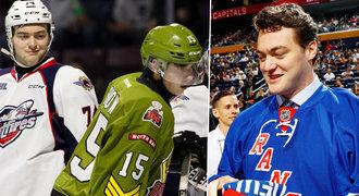 Měl být králem draftu a NHL, skončil v pralese. Zničila ho rodina i obří tlak