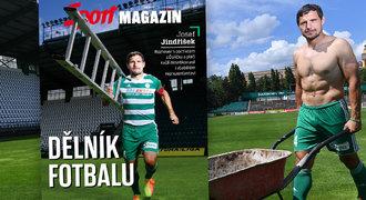 Sport Magazín: Jindřišek o lásce k Bohemians a výhře nad Barcou