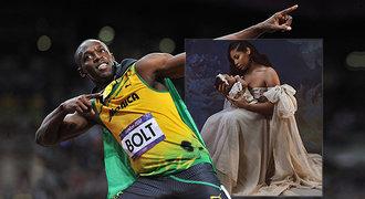Pyšný Usain Bolt: První FOTO prvorozené dcerky. Jmenuje se po tátovi!