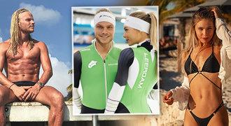 Nejkrásnější sportovní dvojice světa? Nizozemsko má svůj »královský pár«