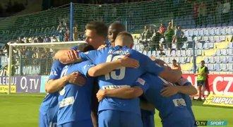 SESTŘIH: Liberec – Boleslav 2:0. Pešek a Mara poslali Slovan do Evropy