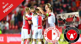 iSport podcast: Slavia je silnější než loni. Kdo může odejít po play off LM?