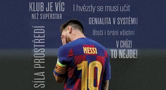 Velká ANALÝZA Messiho v Barceloně. Kdy začal sestup a jakou vinu nese?
