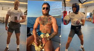 Drsná dieta podle krále MMA McGregora. Tady je jeho jídelníček!
