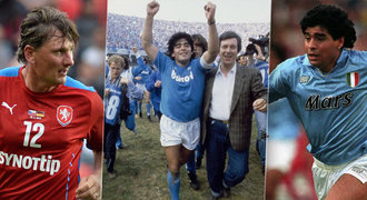 Maradona u míče? Byli jsme v pr... Kubík zažil jeho genialitu i zmizení