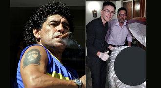 Funebrák, který znectil Maradonu: Říkají, že nás zabijí a rozbijí nám hlavy!