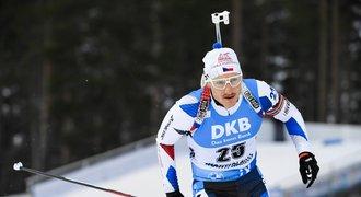 Biatlon ONLINE: Moravec opět bez chyby, útočí na TOP 10