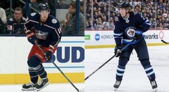 Přestupy NHL ONLINE: Velký trejd! Dubois do Winnipegu, do Columbusu Laine