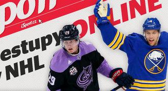 Přestupy NHL ONLINE: Vrátí se Jaškin? Snajpr údajně míří do Arizony