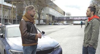 Auta šampionů: Kadlec ukáže sporťák, promluvil o nenaplněném potenciálu