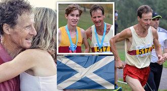 Skotský běžec o životě v Česku i incidentu s Rangers: Byl jsem v šoku