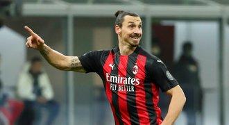 Zlatan chce pálit v Itálii i po čtyřicítce! S AC prodloužil o jeden rok