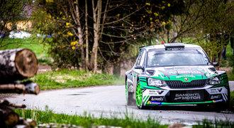 Rallye Šumava 2021: Jaká je trasa a kde sledovat druhý podnik MČR?