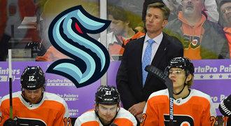 Přestupy NHL ONLINE: Nováček má trenéra! Seattle povede Hakstol