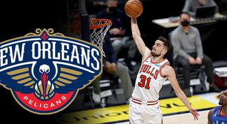 Satoranský o výměně v NBA: Sedl jsem do letadla jako býk a teď jsem pelikán
