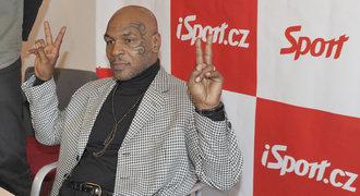 Tyson na CHATU: V ringu bych někoho zabil