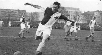 Legendární postava českého fotbalu: Josef Bican, věčný hrdina derby