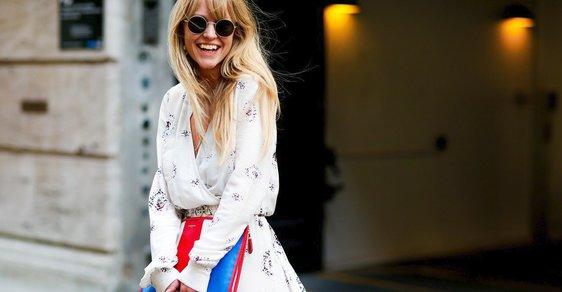 Dánská módní influencerka Jeanette Madsen