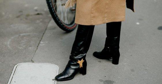 Street style v Paříži