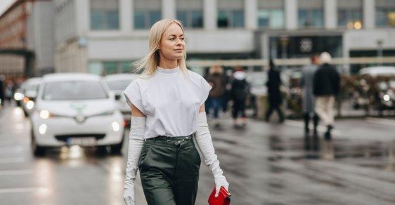 Street style v Kodani