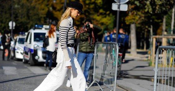 Inspirace z Instagramu: Svetr, který nikdy nemůže vyjít z módy