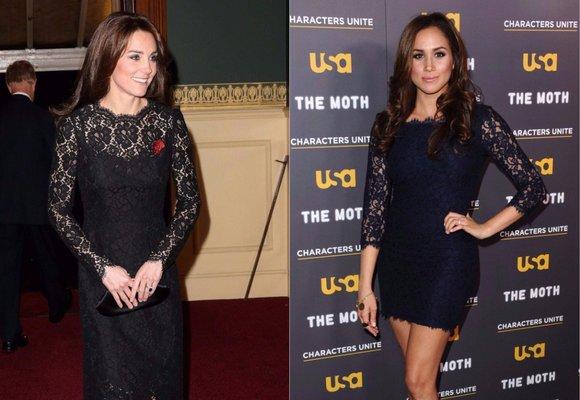 Vévodkyně Kate a Meghan Markle: Momenty, kdy vypadaly jako sestry