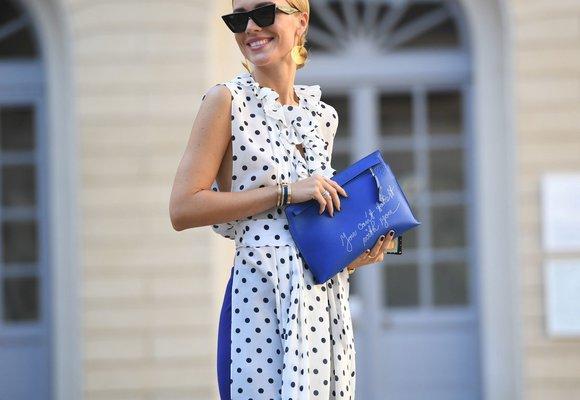 Nejkrásnější puntíkaté šaty: Inspirujte se Pretty Woman, Dianou i Kate