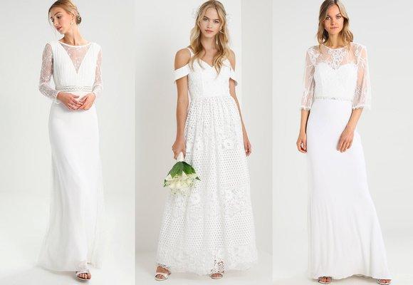 Svatební šaty z konfekce: Kde právě teď koupíte ty nejkrásnější?