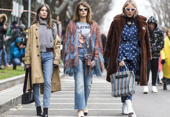 Trendy džíny na podzim a zimu: Vrací se plísňáky i patchwork!