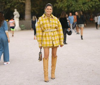 4 trendy způsoby, jak letos na podzim nosit žlutou