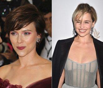 Největší vlasové proměny roku: Krátké sestřihy, ofiny i změny barvy!