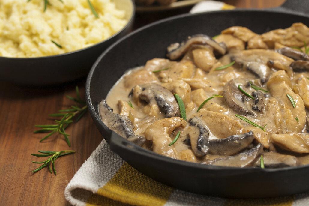 Omáčku z hub můžete připravovat celoročně