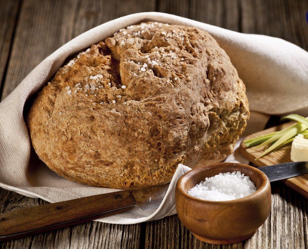 Irský chléb