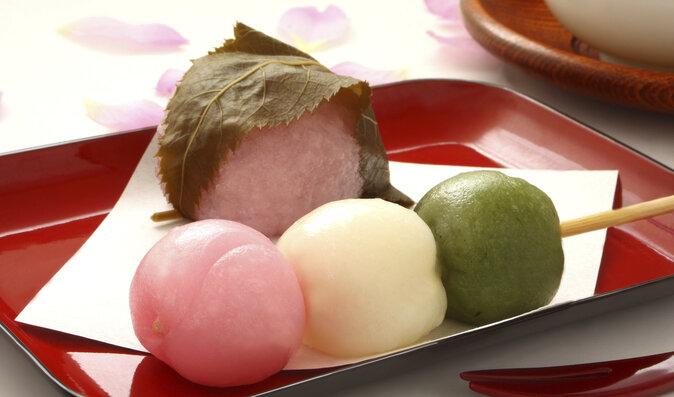 Jak se liší japonské sladkosti od našich? Rýžovou moukou a sladkými fazolemi!