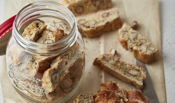Vyzkoušejte recept na cantuccini – věhlasné toskánské sušenky