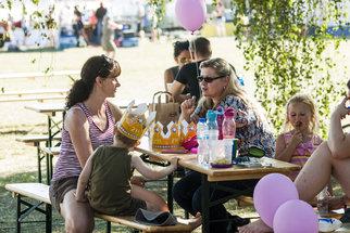 Na pražské Ladronce probíhá F.O.O.D. piknik, slavíme 10 let časopisu
