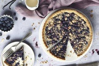 Borůvkový koláč je naše národní dědictví