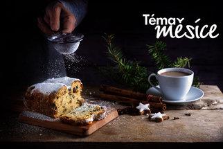 Vánoční štóla není věda: Naučte se ji letos péct a oslaďte si čekání na Ježíška