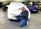 James May si koupil další auto. I tentokrát vás překvapí, možná i zklame