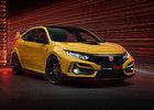 O limitovaný Civic Type R Limited Edition je zájem. V Kanadě se vyprodala za 4 minuty