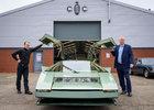 Jedinečný Aston Martin Bulldog čeká renovace. A po 40 letech má splnit úkol, pro který vznikl