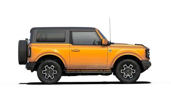 Ford spustil konfigurátor nového Bronca. Nejdražší verze stojí okolo 1,5 milionu