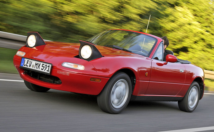 Mazda MX-5 (NA) 1989–97